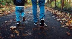 Apprendre à marcher avec